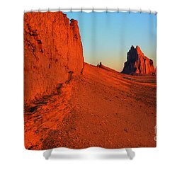 America The Beautiful New Mexico 1 Shower Curtain by Bob Christopher