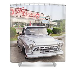 American Classics Shower Curtain by Edward Fielding