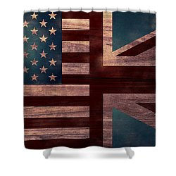 American Jack II Shower Curtain