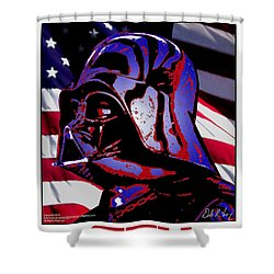 American Sith Shower Curtain