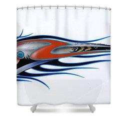 American Sprit  Shower Curtain