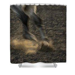 Americano 17 Shower Curtain