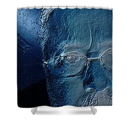 Amiblue Shower Curtain