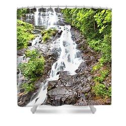Amicalola Falls Shower Curtain