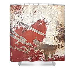Amoeba  Amoebae Abstract Shower Curtain by Lee Craig