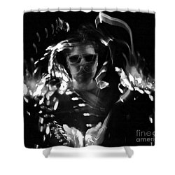 Shower Curtain featuring the photograph Amorfs by Xn Tyler