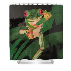 An Evening With The Prince Shower Curtain