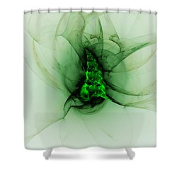 An Incomplete Definition Of Reality Shower Curtain