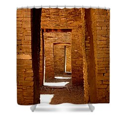 Ancient Galleries Shower Curtain
