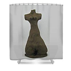 Ancient Goddess Shower Curtain