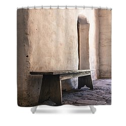 Ancient Textures Shower Curtain