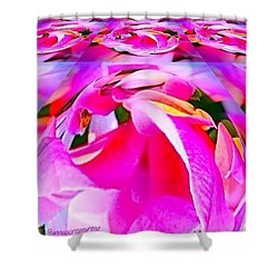 And Now For Some Brights Shower Curtain