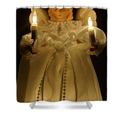 Angel Divine Shower Curtain