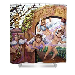 Angelika Shower Curtain
