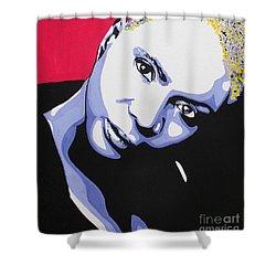 Angelique Kidjo Shower Curtain
