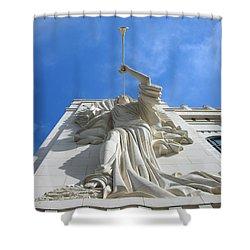 Angels  2920 Shower Curtain