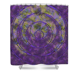 Angels Wings 19 Shower Curtain