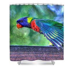 Animal 3 Shower Curtain