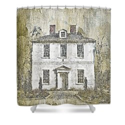 Animal House Shower Curtain by Trish Tritz