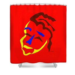 Annalyn Shower Curtain