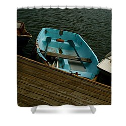 Annapolis Harbor Shower Curtain