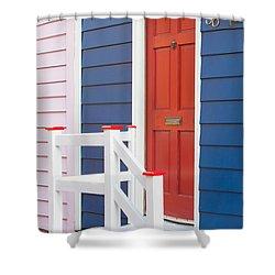 Annapolis Historic Homes IIi Shower Curtain
