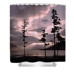 Shower Curtain featuring the photograph Anniversary Afternoon by Kathy Bassett