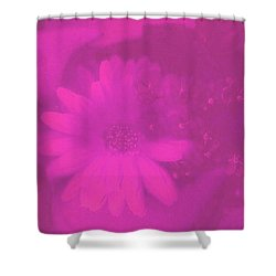 Another Color Suprise Shower Curtain by Pepita Selles