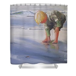 Another Great Shell Shower Curtain