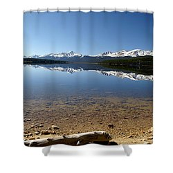 Another Perfect Day Shower Curtain by Jeremy Rhoades