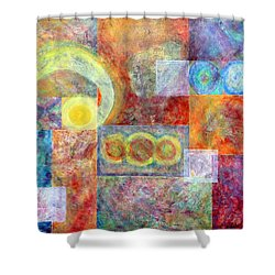 Another Tropical Depression Shower Curtain by Jim Whalen