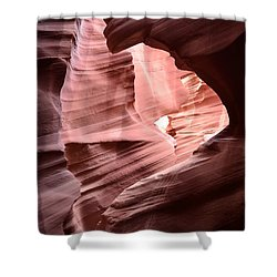 Antelope Canyon Page Az Shower Curtain