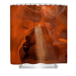 Antelope Canyon Spirit Dance-11 Shower Curtain