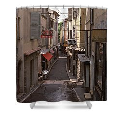 Antibes 76 Shower Curtain