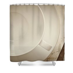 Anticipation Shower Curtain by Amy Weiss