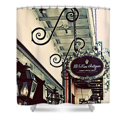 Antique Row Shower Curtain