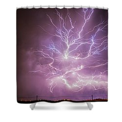 Anvil Crawlers Shower Curtain