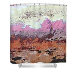Ap24 O Shower Curtain