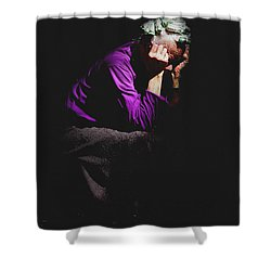 Aphrodite Bound Shower Curtain