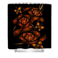 Apo Garden Shower Curtain