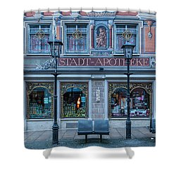 Apotheke Shower Curtain