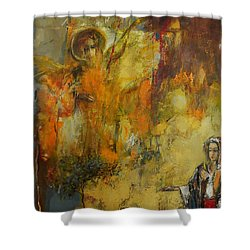 Appearance  Shower Curtain