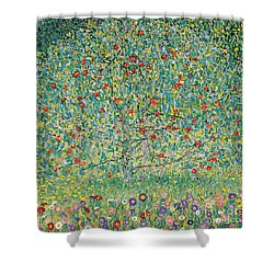 Apple Tree I Shower Curtain