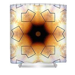 Aquarian Stardrum Shower Curtain