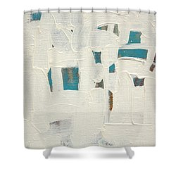 Aqueous  C2013 Shower Curtain