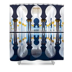 Arabian Nights Shower Curtain by Matteo Colombo