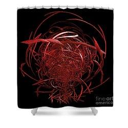 Arachnid By Jammer Shower Curtain by First Star Art