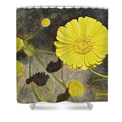 Arboretum Wild Flower  Shower Curtain