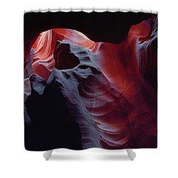 Arc Light Shower Curtain