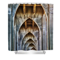 Arches For Days Shower Curtain